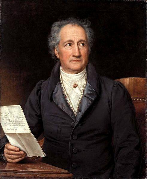 Gemälde von Joseph Karl Stieler (1781-1858), fertiggestellt 1828